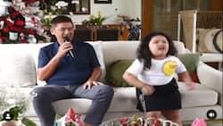 Baby Tali Sotto, kinaaliwan dahil sa pagsayaw niya sa national TV kahit walang music