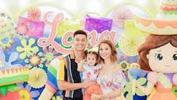 JC De Vera's daughter celebrates 1st birthday with Mexican fiesta-themed party