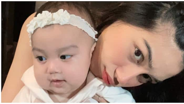 Zeinab Harake's lovely photo with baby Bia delights netizens