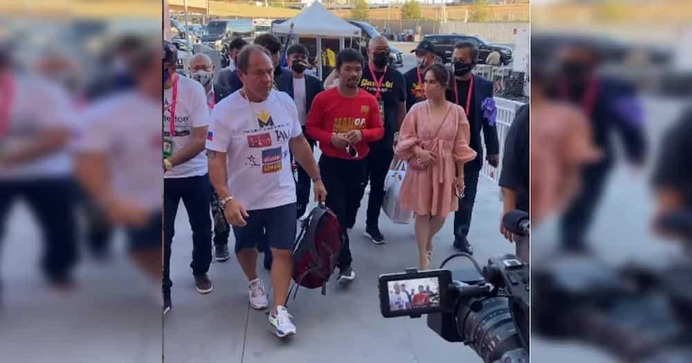 Manny Pacquiao, hindi kinaya ang kalabang si Yordenis Ugas; mga hurado, pinaboran ang Cuban fighter
