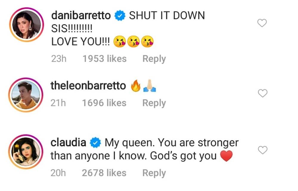 Julia Barretto's siblings try to lighten up actress' feelings amid pregnancy claim