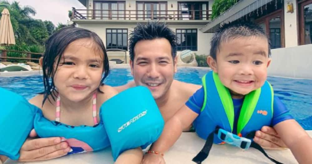 John Prats shares glimpse of land where his new house will be built