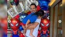 Maja Salvador, ibinahagi ang birthday celebration photos nina JLC at Baby Elias