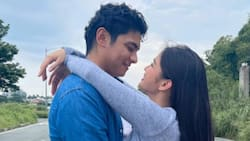 Heaven Peralejo, kinilig nang mag-post si Kiko Estrada ng romantic pics