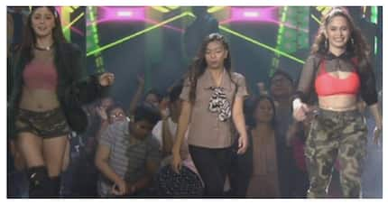 Level up si Ma'am! Viral dancing teacher, humataw sa ASAP stage
