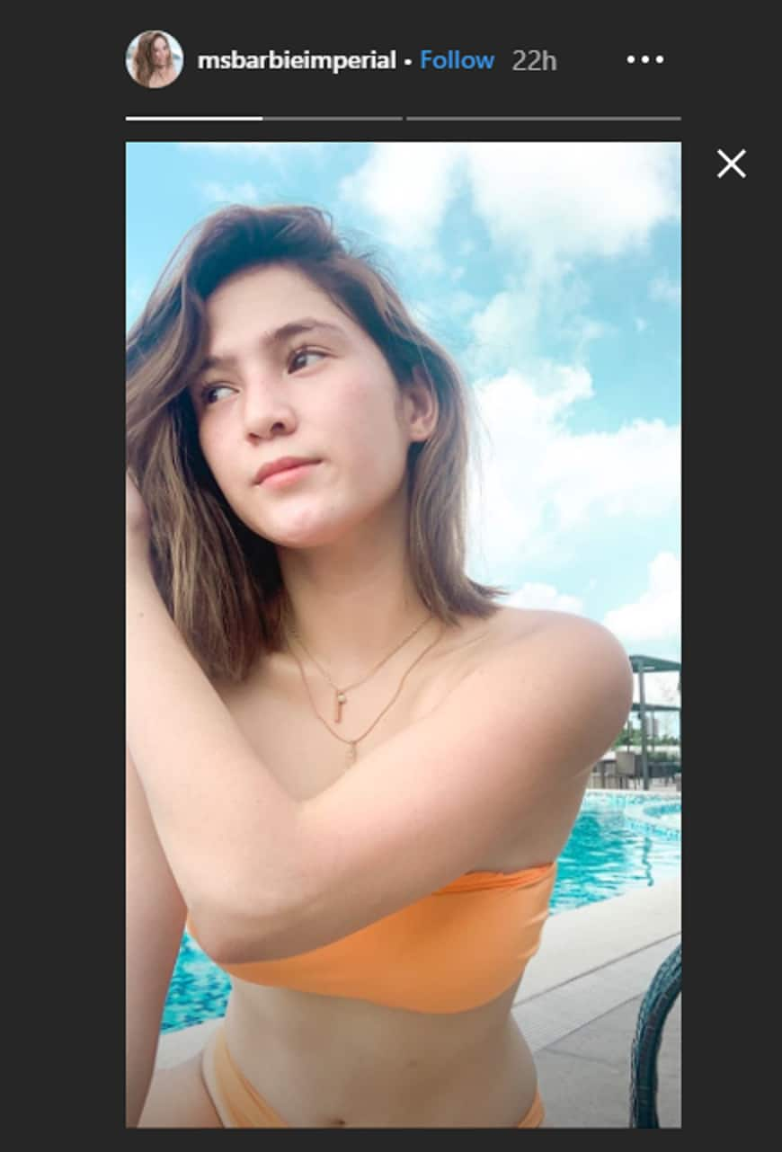 Barbie Imperial wows netizens with her beach photo