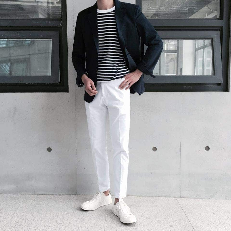 Korean outfit for men: Fashion trends in 7 you should try (photos)