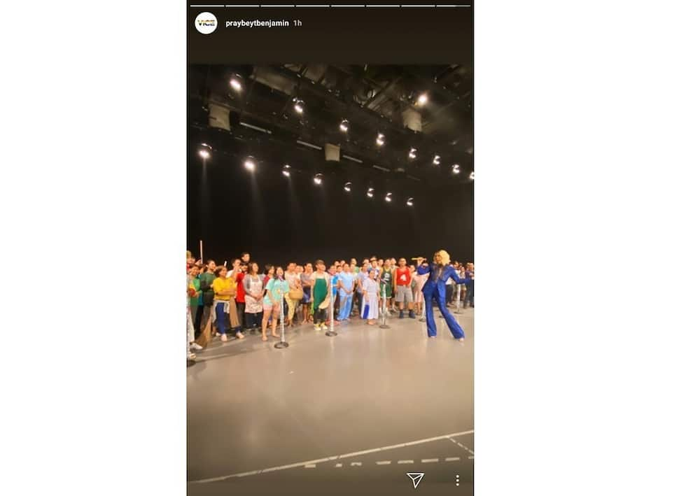 Vice Ganda's photo on his newest ABS-CBN show creates buzz on social media