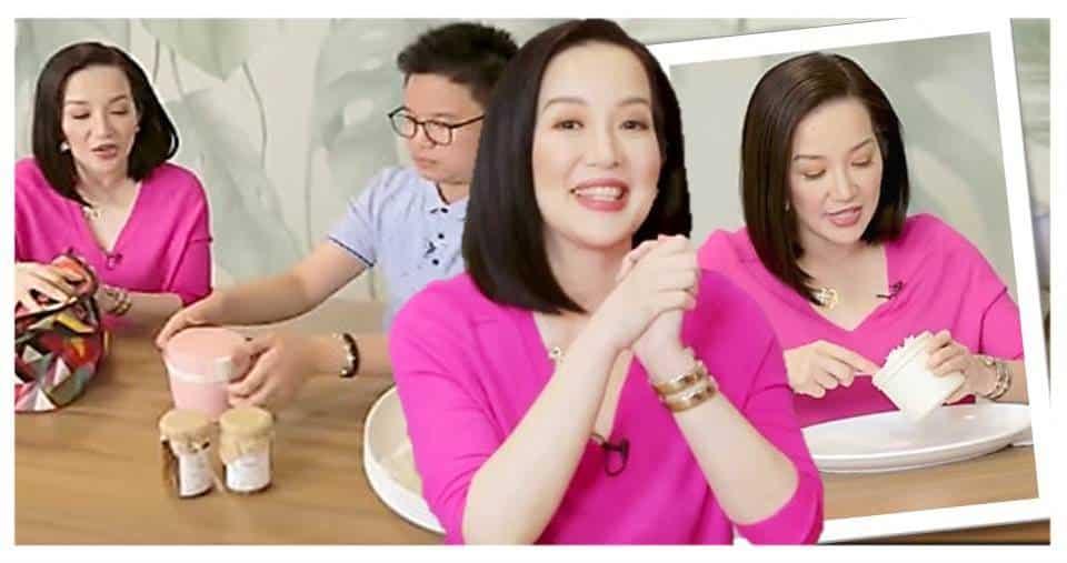 Kris Aquino, nagbaon ng sariling rice sa kanilang food trip ni Bimb! Netizens, napa-react