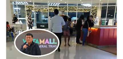 Manny, Sen. Cynthia Villar, may ari ng mall kung saan pinalabas ng gwardiya ang mahirap na mag-iina