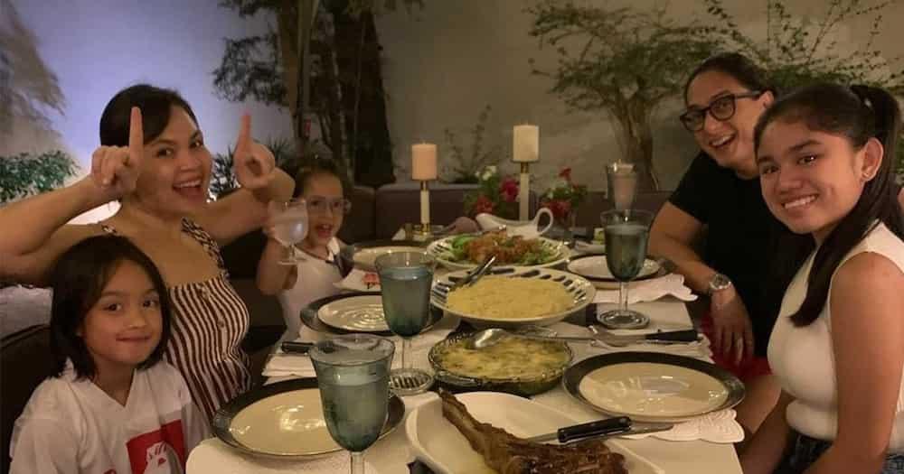 Judy Ann Santos, Ryan Agoncillo receive Valentine's Day surprise from their children