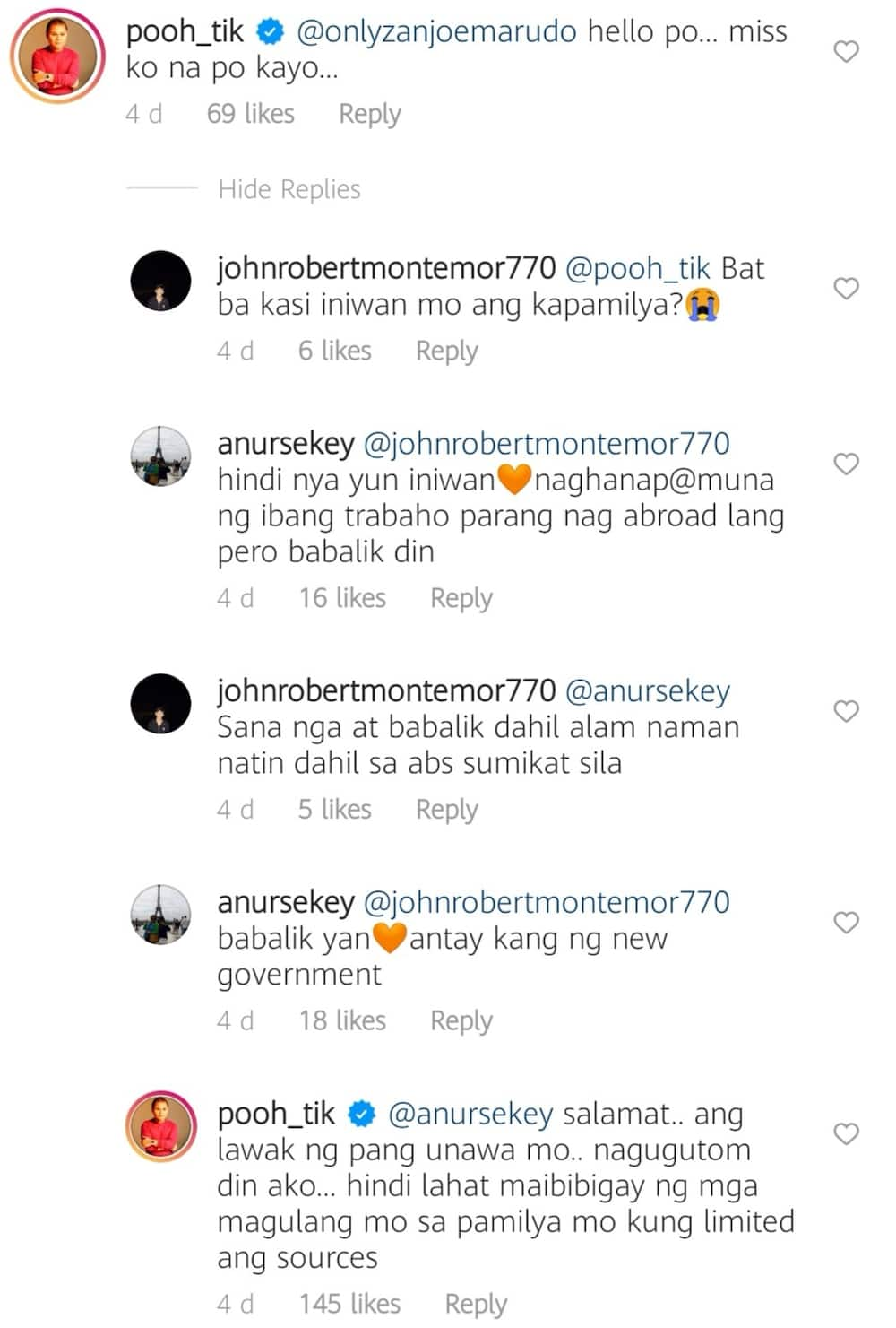 "Pooh on leaving ABS-CBN for TV5: ""Nagugutom din ako"""