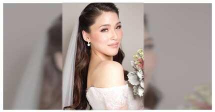 Glowing bride! Kylie Padilla at Aljur Abrenica, ikinasal na