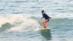 Glaiza de Castro suffers injury in horrible surfing accident