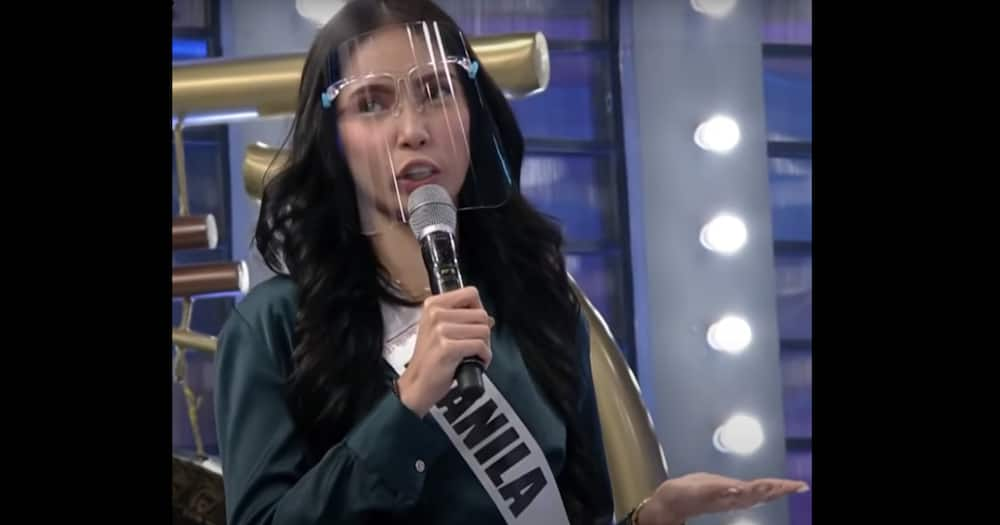 Ms. Manila Alexandra Abdon says she was only doing her job on Wowowin
