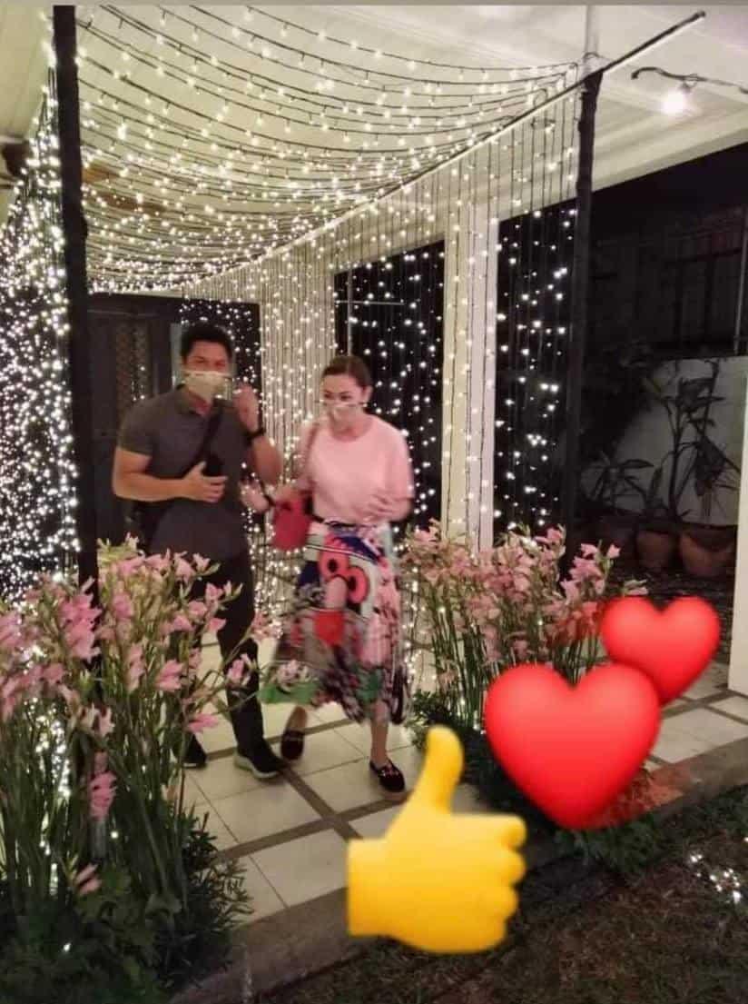 Jodi Sta. Maria and Raymart Santiago's sweet photos go viral on social media