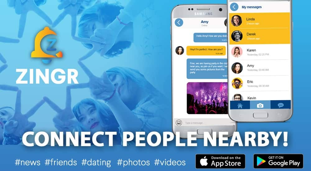ZINGR – dating app or a social network? Why do people use it for dates in Asia?