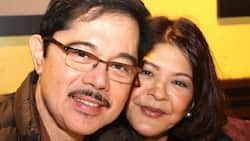Christopher de Leon's wife posts about her COVID-19 result on their 40th anniv