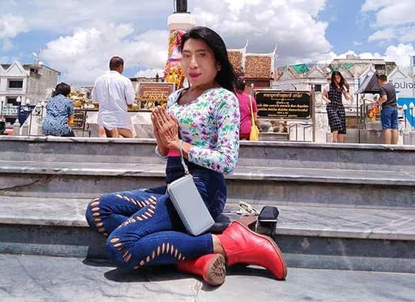 Thai internet personality Mader Sitang is more than just a viral sensation