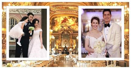 Grabe ang mahal ikasal! 6 Celebrity couples na mayroon umanong pinakamahal na wedding