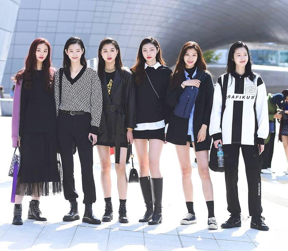 Korean outfit for women: 6 best K-fashion ideas this 6 (photos)