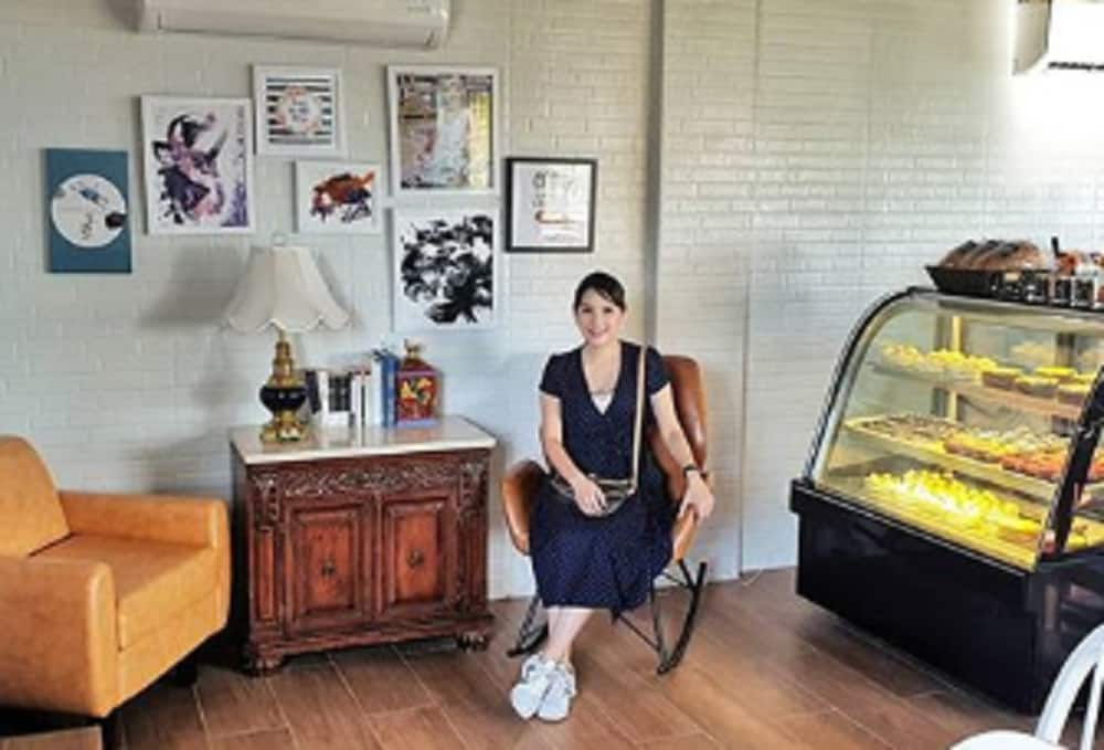 Neri Naig shows off new property she purchased from her business earnings