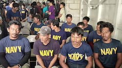 PH vessel captain involved in incident with China skips meeting with Pres. Duterte