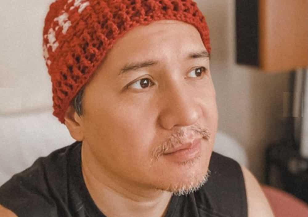 Chuckie Dreyfus hits back at netizen's 'Kung wala talagang tinatago' comment