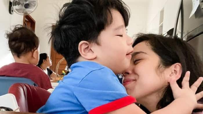 Saab Magalona gets emotional over new milestone of her eldest son Pancho
