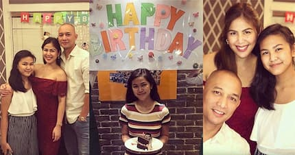 Dalaga na! Valerie Concepcion's daughter, Heather Fiona, turns 14 years old