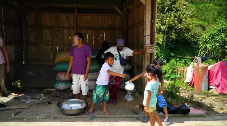 Reymark Mariano, ibinahagi sa mga kababayan ang sobra-sobrang biyayang natanggap