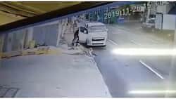 Panibagong CCTV footage diumano ng pagdukot sa isang lalaki, viral sa social media