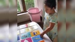 Video ni Tali Sotto na mabilis na nagbabasa ng Filipino words, hinangaan
