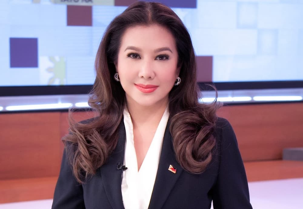 Korina Sanchez responds cryptically after being asked if she'll transfer to TV5