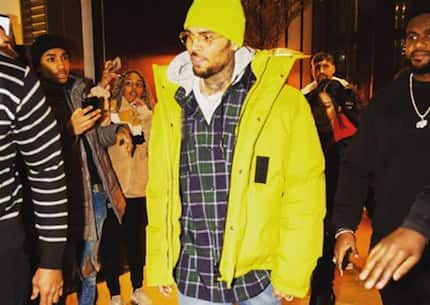 American singer Chris Brown and 2 others arrested for allegedly doing heinous crime to a lady
