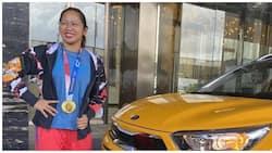 Hidilyn Diaz, unti-unti nang natatanggap ang mga regalo sa pagiging Olympic gold medalist