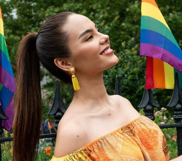 Catriona Gray stresses importance of Pride Month, being LGBTQ ally in new post