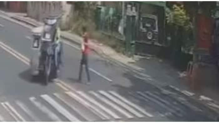 Sapul sa CCTV! Health worker, patay matapos mabangga at makaladkad ng 1 tricycle