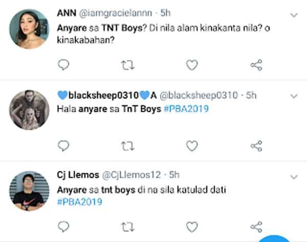 Anyare? TNT boys binatikos ng netizens sa 'nakaka-disappoint' na performance sa PBA Opening
