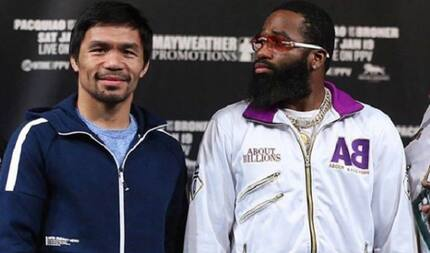 Pacquiao's opponent Broner hurls racist insults at Pinoy fans at press conference