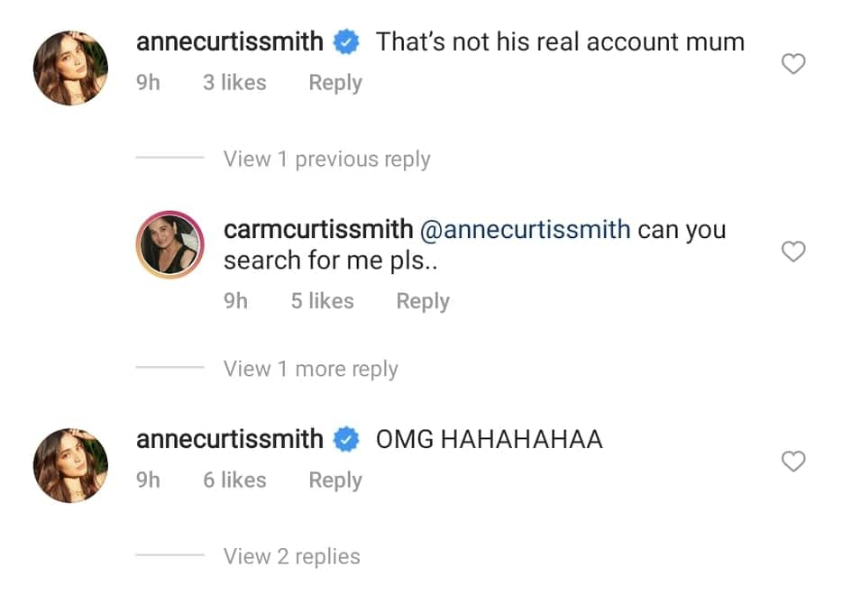 Anne Curtis' mother tags wrong Hyun Bin in viral online post; actress reacts