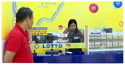 P1 billion lotto winner na taga Samar, pinilahan nang mamigay ng balato
