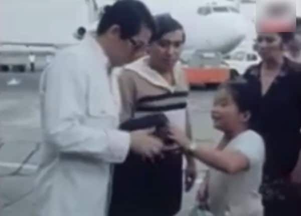 Kris Aquino posts old clip showing 9-yr-old Krissy giving reminders to father