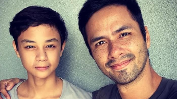 Oyo Sotto's emotional birthday greeting for adopted son Kiel goes viral