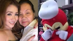 Angeline Quinto recalls celebrating b-days with Mama Bob in Jollibee amid 'fried towel' issue