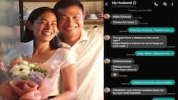 """Bettina Carlos shares first text convo with Mikki: """"nagsimula na ang pagkahagibis mo"""""""