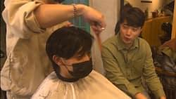 Ryan Bang, nilibre ang SB19 sa kanyang salon at ng Korean food