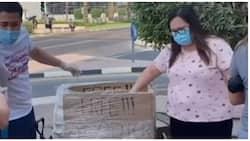 OFW na walang trabaho dahil sa pandemya, nakakapagpakain pa ng mga kababayan araw-araw