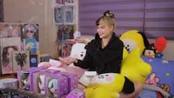 Arci Muñoz displays BTS-inspired haul: 'Nabudol ako ng matindi'