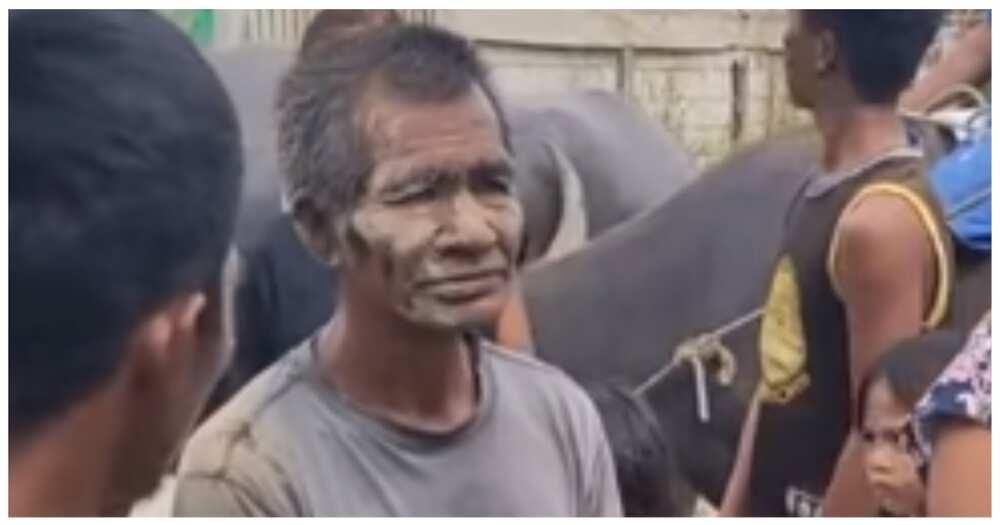 Lalaking nadapa kakahabol sa relief goods sa Cagayan, dinagsa na ng tulong
